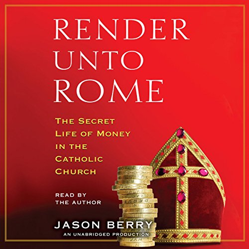 Render unto Rome audiobook cover art