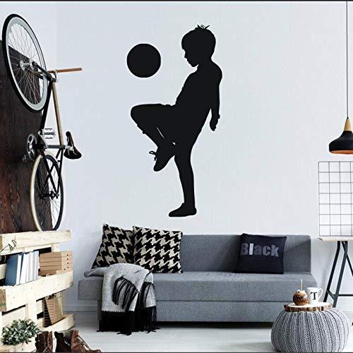 yaonuli woord mok sticker decoratie kamer decoratie sticker kinderen spelen voetbal patroon sport stijl wandtattoo vinyl muurschildering