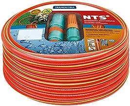 Tramontina Mangueira NTS Antitorção com Engates Rápidos e Esguicho em PVC 5 Camadas, 1/2 Polegadas, 15 m, Vermelho, 79258153