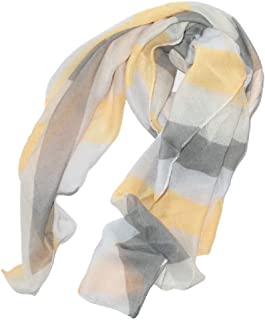 Icon Collection Fashion Wrap Scarf Long Soft Light Womens /& Girls Viscose Scarves