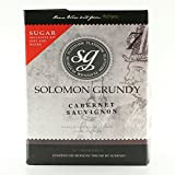 Soloman Grundy Platinum Cabernet Sauvignon 7 Day Red Wine Kit 7kg 30 bottle