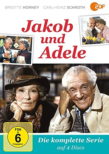 Jakob und Adele - Die komplette Serie [4 DVDs]