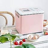 Máquina de hacer pan automática, programable máquina de pan con el ajuste Sin Gluten, pantalla LED, Visual Menu, 3...
