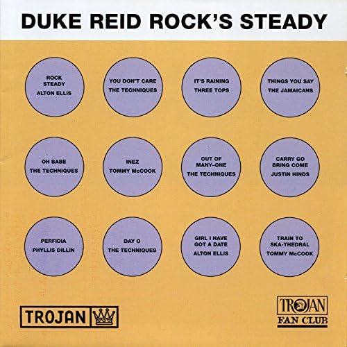 Duke Reid