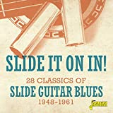 It on In-28 Classics of Slide Guitar Blues 1948-1961 /Various [Import]