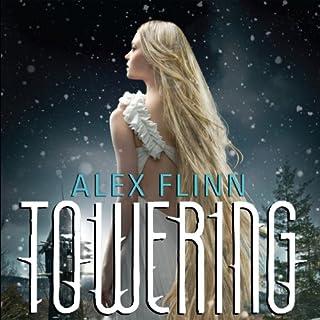 Towering audiobook cover art