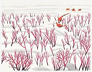 Hao Boyi: Snow Countryside Holiday Cards