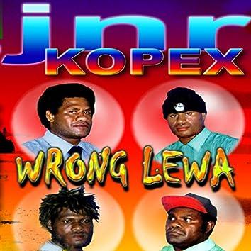Wrong Lewa Vol.8
