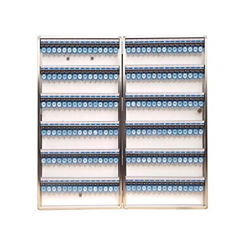 Juciyuan Clave Seguro De Aleación De Aluminio Llave Caja De Pared De 150 bits 180 bits Clave De La Caja Almacenamiento (Size : 150keys)
