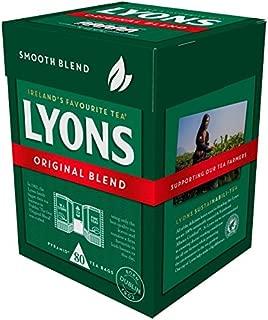 Original Blend Lyons Tea (80 Teabags)