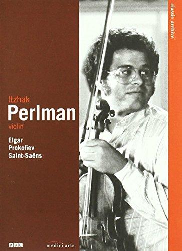 Itzhak Perlman - Violin/Classic Archive [Reino Unido] [HD DVD]