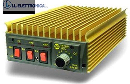 zetagi b550p amplificador lineal 600W SSB de 20-30mhz 33038