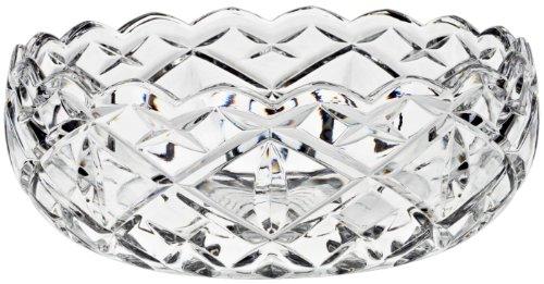 Schale Obstschale Salatschüssel Hillary Transparent D 22 cm Kristallglas