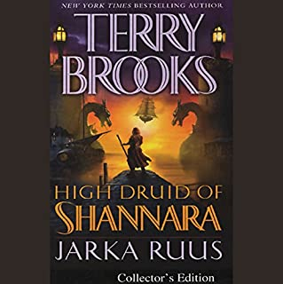 Jarka Ruus audiobook cover art