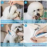 Zoom IMG-2 tosatrice cani professionale kit tosatore