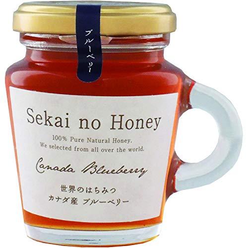 カナダ産ブルーベリー蜂蜜
