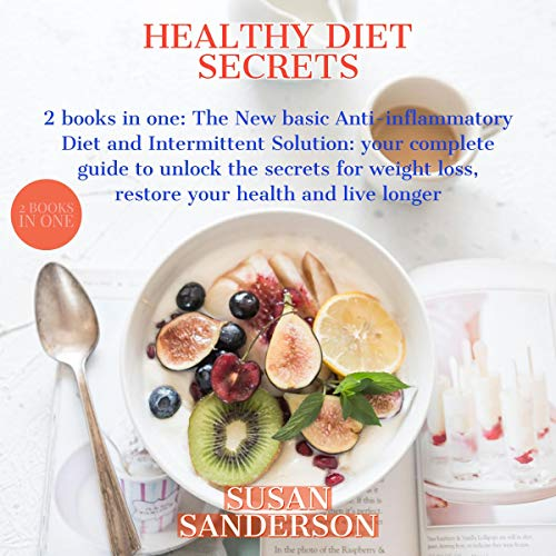 Healthy Diet Secrets cover art