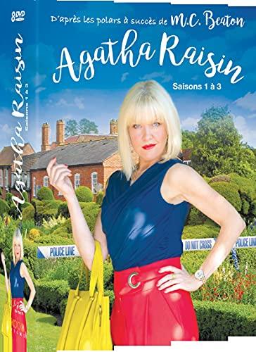 Agatha Raisin, Saisons 1 à 3