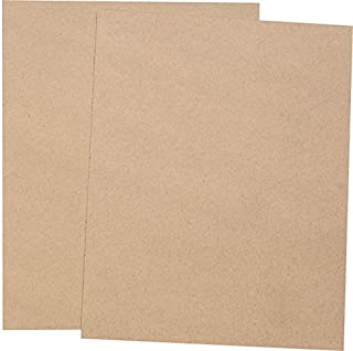 Kraft Speckle Fiber 8-1/2-x-11 Lightweight Printer Friendly Paper 500-pk - 104 GSM (28/70lb Text) PaperPapers Letter Size Everyday Paper - Professionals, Designers, Crafters and DIY Projects