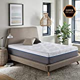 RENUE 12-Inch Memory Foam Mattress, Copper & Gel Infused Memory Foam Cool Sleep, Bed in Box, Handcrafted in The...