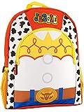 Disney Mochila para Niños Toy Story Jessie Blanco
