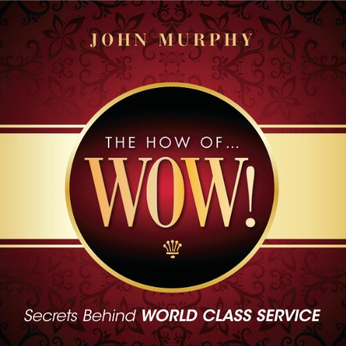 The How of Wow! audiobook cover art