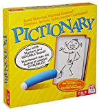 Mattel Games MAT-DKD47-9997 Pictionary Board Game, Yellow