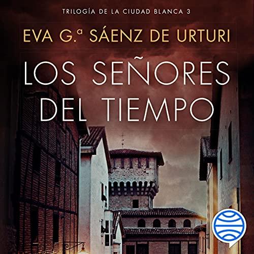 Diseño de la portada del título Los señores del tiempo