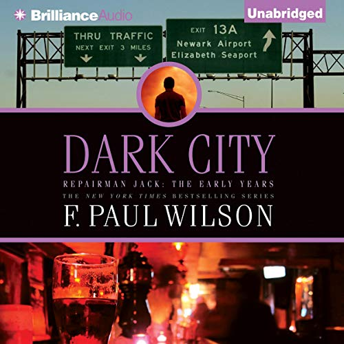 Dark City cover art