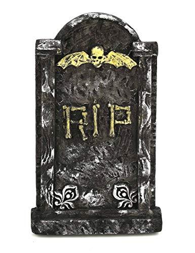 DEGUISE TOI - Décoration Pierre tombale Halloween 63 x 35 cm - Taille Unique