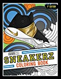 Sneakerz Coloring Book: Color some of the most popular sneakers ever made!