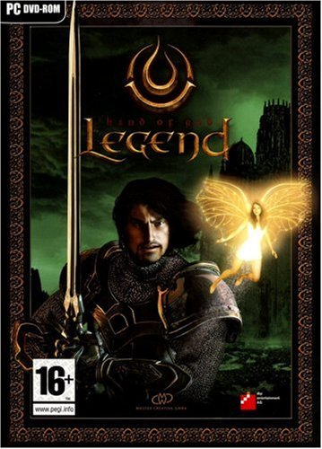 Legend : hand of god [Importación francesa]