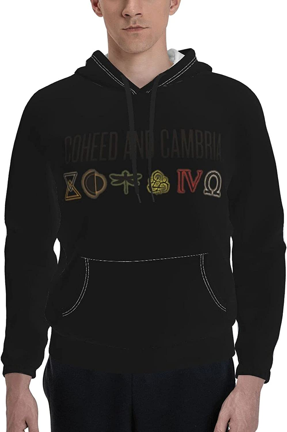 Coheed and Cambria Limited time for free shipping Logo Pullover Men Pullove Sleeve Long Graphic Direct sale of manufacturer