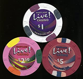 maryland live casino chips