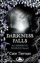 darkness falls book cate tiernan