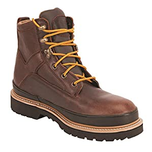 """King's by Honeywell KGEO02 Steel Toe Goodyear Welted Leather Work Boot, 6""""/Size 10"""