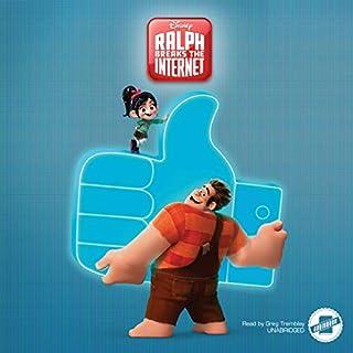 Ralph Breaks the Internet cover art