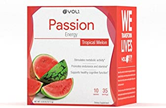 Yoli Passion Tropical Melon Packets