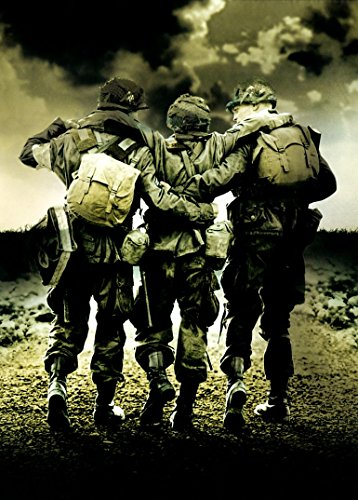 Poster Band of Brothers Movie 70 X 45 cm