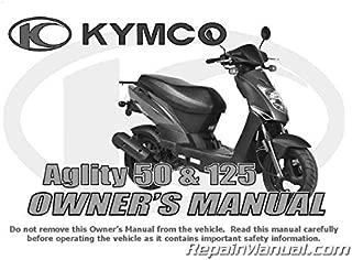 KYMCO-O-Agility50-125 Kymco Agility 50/125 Owners Manual