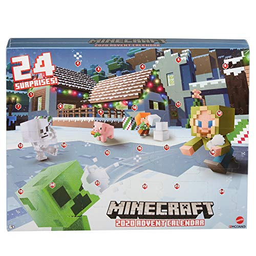 Minecraft 2020 Advent Calendar
