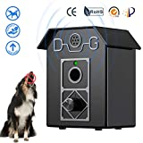 Anti Barking Device - Bark Box Outdoor Dog Bark Control Sonic Bark Deterrents