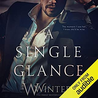 A Single Glance audiobook cover art