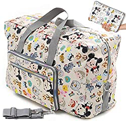 Best Disney Travel Bags & Accessories featured by top US Disney blogger, Marcie and the Mouse: travel duffle bag