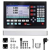 KKmoon Display LCD da 7 pollici a Grande Schermo con Griglia Display a Lettura digitale CNC Tornio Pannello di Controllo Scheda di Controllo Incisione Sistema di Controllo Della Fresatrice