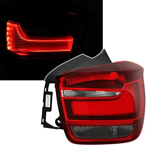 TYC LED Rückleuchten Set in Rot Smoke Heckleuchten Links + rechts