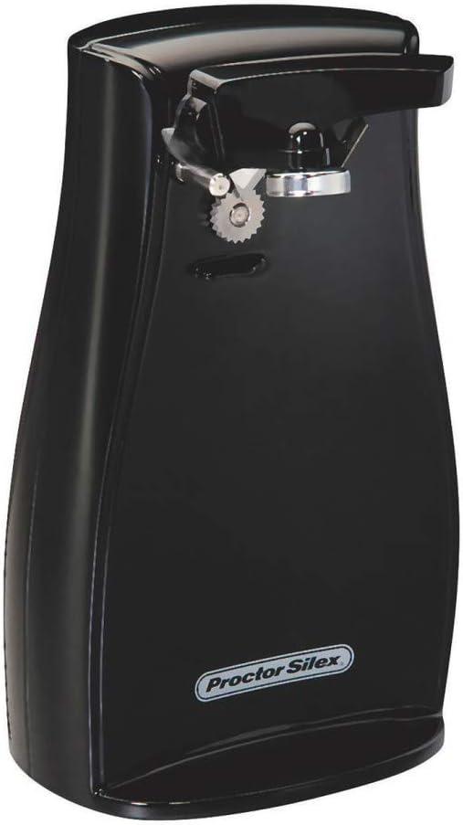 Proctor-Silex Under blast sales 75217R Long-awaited Power Opener-Black Can