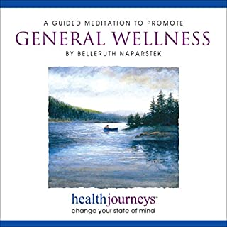 A Meditation to Promote General Wellness audiobook cover art