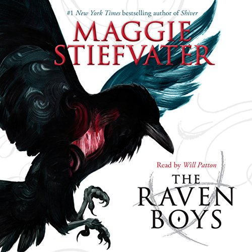 Page de couverture de The Raven Boys