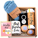 CONTAINS THE PERFECT NANA GIFTS TO MAKE HER FEEL LOVED - Hand-picked by us, each box is prepared to the highest standards making for an unforgettable gift that is cute, fun, and thoughtful. Beautifully packed and ready to send. A great present for ...